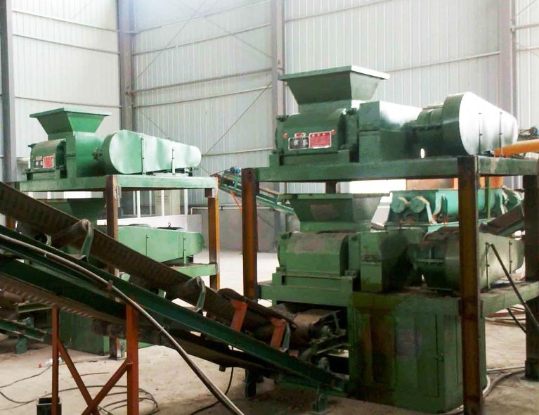 Ball Press Machine Line